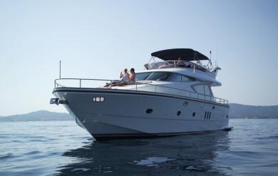 Яхта Elegance 64 2007г.