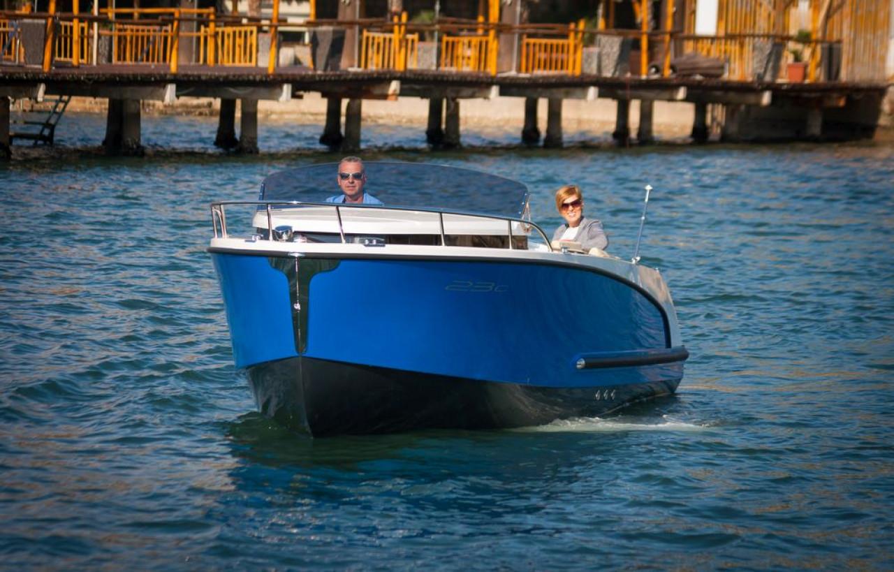 23 Cruise Cabin – Prestige Line