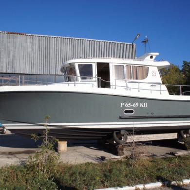 MINOR 34 Offshore, 2009г.