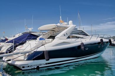 Моторная яхта Sunseeker Portofino 53 MK. 2006 г